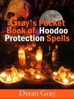 Gray's Pocket Book of Hoodoo Protection Spells