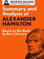 Summary and Analysis of Alexander Hamilton