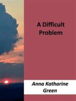 A Difficult Problem