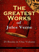 The Greatest Works of Jules Verne