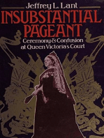 Insubstantial Pageant.