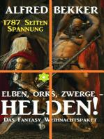 Elben, Orks, Zwerge - Helden! Das Fantasy Weihnachtspaket