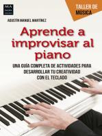 Aprende a improvisar al piano
