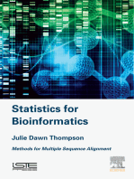 Statistics for Bioinformatics