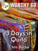 3 Days in Quito