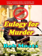 Eulogy for Murder