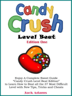 Candy Crush Level Beat