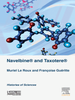 Navelbine® and Taxotère®: Histories of Sciences