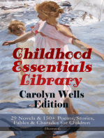 Childhood Essentials Library - Carolyn Wells Edition