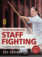 The Art and Science of Staff Fighting