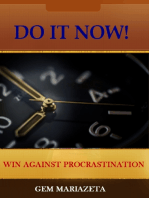 Do It Now! - Win Against Procrastination