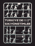 Türkiye'de Sıkıyönetimler