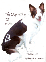 """the Dog with a """"B"""" on His Bottom!!!"""