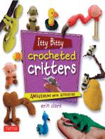 Itty Bitty Crocheted Critters
