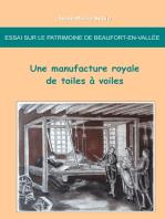 Essai sur le patrimoine de Beaufort-en-Vallée