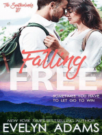 Falling Free: Southerland Security, #1