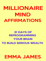 Millionaire Mind Affirmations