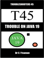 Trouble on Java 19 (Troubleshooters 45)
