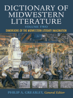 Dictionary of Midwestern Literature, Volume 2