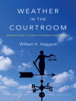 Weather in the Courtroom