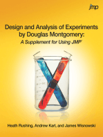 Design and Analysis of Experiments by Douglas Montgomery
