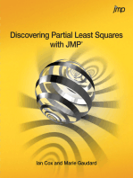 Discovering Partial Least Squares with JMP