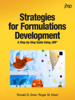 Strategies for Formulations Development