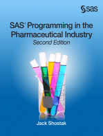 SAS Programming in the Pharmaceutical Industry, Second Edition