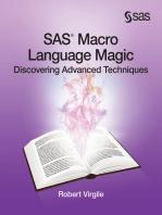 SAS Macro Language Magic