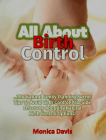 All About Birth Control