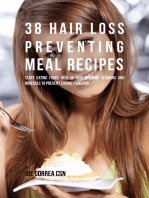 38 Hair Loss Preventing Meal Recipes