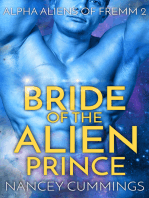 Bride of the Alien Prince