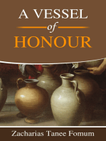 A Vessel Of Honour