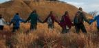 Winter Comes for the Dakota Access Pipeline Protesters