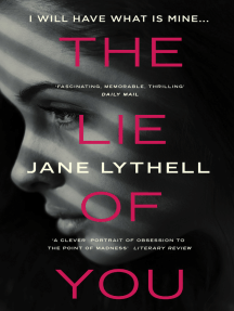 The Lie of You: the psychological thriller that inspired the movie 'A Working Mom's Nightmare' starring Tuppence Middleton