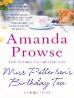 Miss Potterton's Birthday Tea