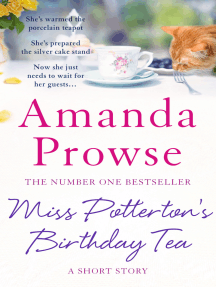 Miss Potterton's Birthday Tea: An irresistible short story from the number 1 bestseller