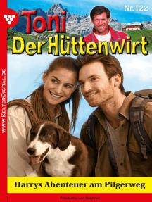 Toni der Hüttenwirt 122 – Heimatroman: Harrys Abenteuer am Pilgerweg