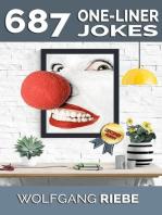 687 One-Liner Jokes