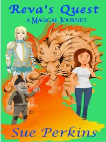 Reva's Quest: A Magical Journey