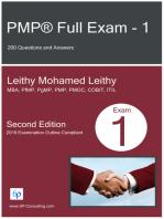 PMP® Full Exam