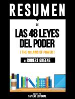 Las 48 Leyes del Poder (The 48 Laws of Power)