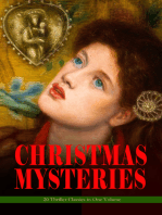 CHRISTMAS MYSTERIES - 20 Thriller Classics in One Volume