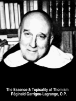 The Essence & Topicality of Thomism