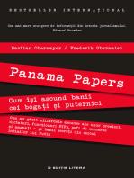 Panama Papers. Cum își ascund banii cei bogați și cei puternici