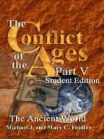 The Conflict of the Ages Student Edition V The Ancient World
