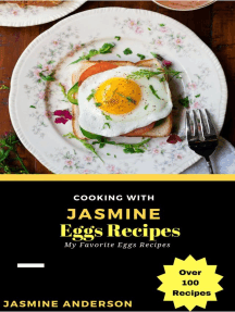 Cooking with Jasmine; Eggs Recipes: Cooking With Series, #4
