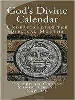 God's Divine Calendar