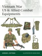 Vietnam War US & Allied Combat Equipments