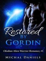 Restored By Gordin